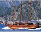 Ahşap Tekneler ve Türkiye'de Tatil İmkanları